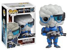 Mass Effect - Garrus Pop! Vinyl Figure