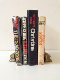 Stephen King Vintage Book Bundle