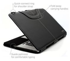 """Protect your MacBook Pro 13"""" & 15"""" Retina with a stylish and innovative multifunctional Case!"""