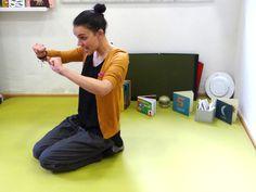 """Sesión de lectura con bebés """"Aires de Cuento"""" con Colectivo Wayra en Unpuntocurioso (Salamanca) 9/01/2014"""