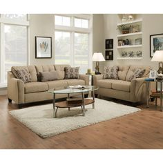 Found it at Wayfair - National Living Room Collection