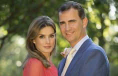 Princess Letizia releases special edition photos to mark her fourtieth birthday -