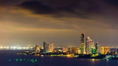 Pattaya City View, Chonburi, Thailand by Rawangtak.deviantart.com