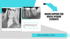 Full support during your dental hygiene or dental assisting program! Bimonthly study sessions online, project help, clinical instruction, teaching videos, etc. National Board, Board Exam, Online Tutoring, Dental Hygiene, Students, Study, Teaching, School, Videos
