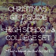 Christmas Gift Ideas for College Students | Christmas Gifts ...