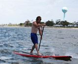 Stand-up Paddle Board Lessons on the Outer Banks!