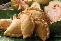 Empanadas de piña y de guayaba | Sabores en Linea