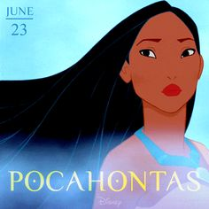 On this day in 1995, Pocahontas taught you the things you never knew you never knew.