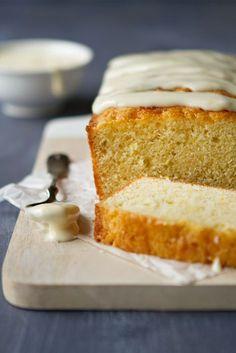 Meyer Lemon Cake wit