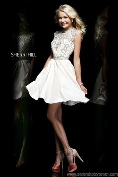 Sherri Hill 4300 cocktail dress