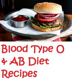 In the previous article, we've given you some meals and beverages ideas for A and B blood type. Now is the turn for O and AB blood type r...