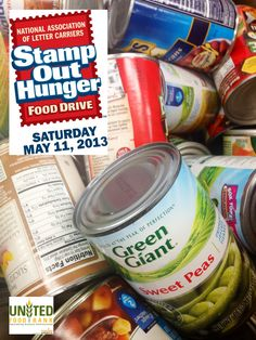 Stamp Out Hunger is tomorrow! Who's ready?! Repin if you are! #AZ #Arizona #Phoenix #Mesa #Tempe #Gilbert #Chandler