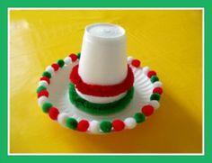 how to make a felt sombrero
