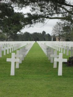 American Cemetery and Memorial - Normandy