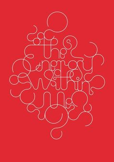 Beautiful and thoughtful typography