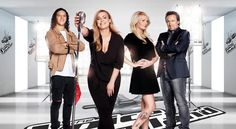 Anouk terug als coach in The Voice of Holland