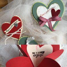 Mini valentine's card