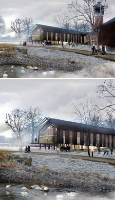 TØNDER TOWN HALL -extension: