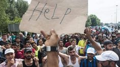 Alemania gastará 15.000 millones de euros en refugiados