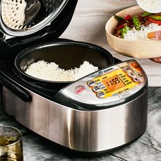 Best Rice Cooker From Small Cookers to Feeding Large Families - Epicurious Small Cooker, Zojirushi Rice Cooker, Best Rice Cooker, Induction Heating, Cooking Equipment, Cookers, Japanese Food, No Cook Meals, Dog Bowls