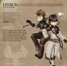 Bless-Races-Heiron-Mascu