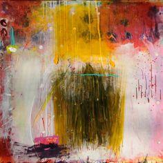 Holy Spirit  Original Abstract Acryllic painting on by LivsGlad, $1000.00