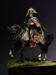 I Soldatini di Gaetano Ciotola: Joseph Clude Marguerite Comte de Charbonnel - Collezione Gaetano Ciotola