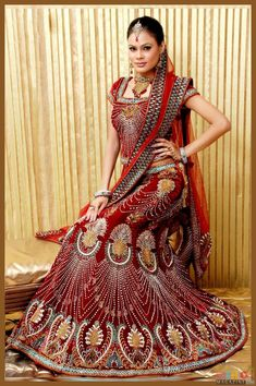100+ Indian Wedding Dresses 2014 - Women's Dresses for Wedding Guest Check more at http://www.dust-war.com/indian-wedding-dresses-2014/