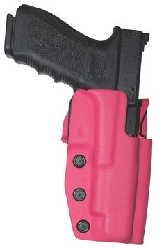 Belt Holster in pink!