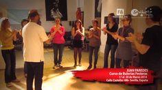 Juan Paredes | Curso de Bulerias Festeras | Sevilla