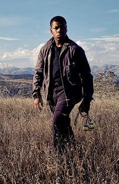 John Boyega for Man of the World