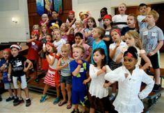Preschool Music & Arts Camp Fort Worth, Texas  #Kids #Events