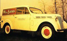 William saurin livraison en juvaquatre renault 1958