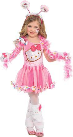 Create Your Look - Girl Hello Kitty