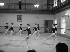(gif) The Bolshoi ballet exam