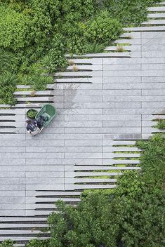 High Line Gardening
