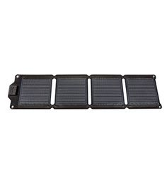 EnerPlex - Kickr IV USB Enabled Portable Folding Solar Charger