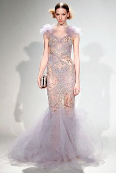 Marchesa Fall 2011 Ready-to-Wear Fashion Show Collection