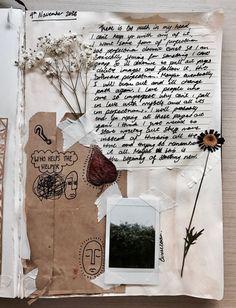 Como fazer um Junk Journal (Dica para presentear) - Com Amor papel scrapbook journal Art Journal Pages, Junk Journal, Bullet Journal Art, Bullet Journal Ideas Pages, Bullet Journal Inspiration, Art Journals, Journal Ideas Tumblr, Journal Diary, Journal Covers