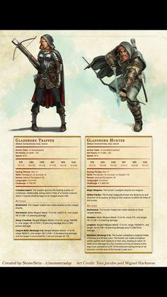 Gladborn Hunter & Trapper