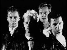 Love this Depeche Mode photo by Anton Corbijn.