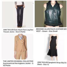 710b1f5d2083bc Retail Wholesale Clothing Lot Sizes 0 - 14 - Designer Brands - (25 New  Pieces