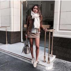 Perfect look - sincerelyjules  Skirt, Jacket and basket
