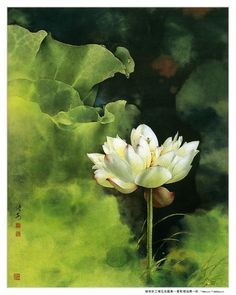 Chinese Artwork | Free Picture > Art Zou Chuan-an Chinese Art Painting 2
