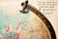 Wild and Precious Life!