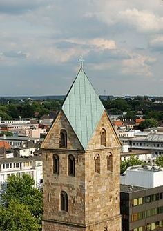 1: Helm roof, Rhenish helm Roof Shapes, Temple Architecture, Roof Lines, Roof Design, Romanesque, Colonial, Medieval, Tower, Building