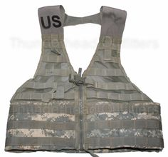 Airsoft Us Army Assault Fight Load Acu Vest Ucp Molle At Digital Weste