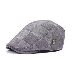 Men Women Vintage Striped Plaid Beret Caps Casual Cotton Sun Goft Hats at Banggood Hats For Sale, Hats For Men, Elegant Man, Mens Style Guide, Mens Caps, Beret, Sun Hats, Unisex, Bracelets For Men