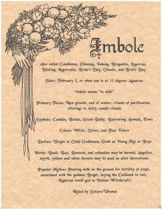 Let there be Light...Imbolc is an ancient Celtic festival that marks midwinter in the solar calendar and is a time for preparation for coming out of the dark t