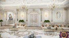 Luxury living room of Katrina Antonovich, Katrina Antonovich